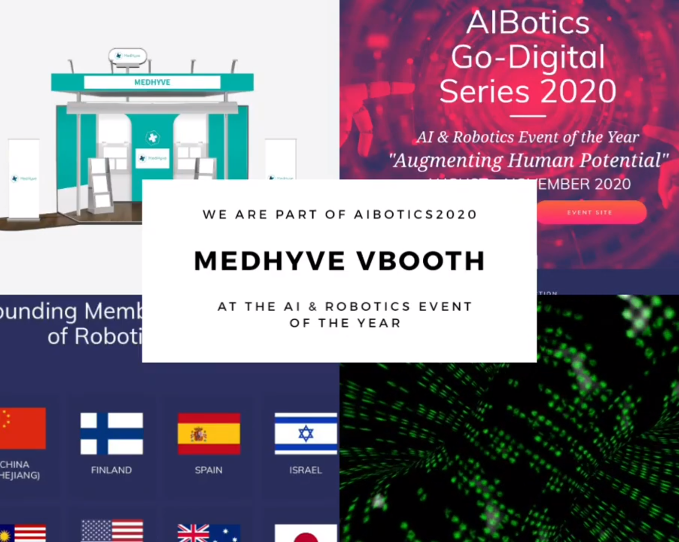 We are Part of AIBotics